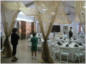 Wedding- Hall